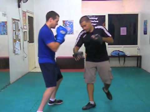 Focus Mitts Training with John Tomkins Image 1