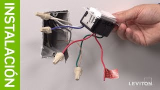 DIY 3 Way Switch GE Leviton Z-wave Smart Switch Installation for your Wink Smart Home Automation