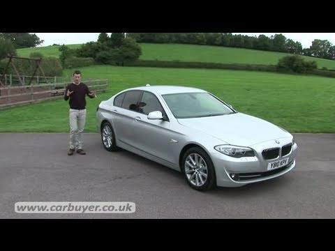 BMW 5 Series review - CarBuyer