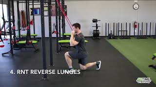 5 Knee Friendly Leg Exercises