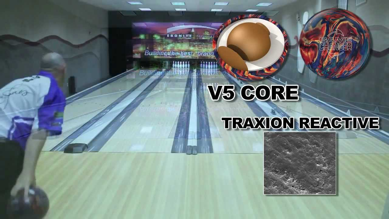 Ebonite Game Changer Bowling