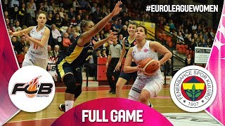 LIVE🔴 - Carolo Basket v Fenerbahce - EuroLeague Women 2018-19