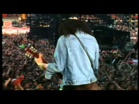 Guns N´ Roses - Paradise City - Wembley 92 Tributo a Mercury
