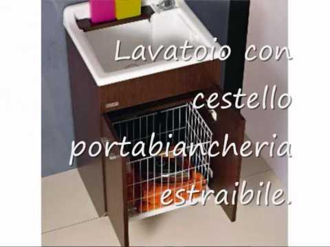 Lavatoi chebagno youtube - Portabiancheria leroy merlin ...