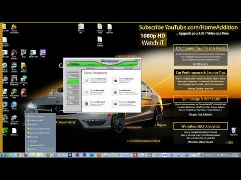 How to Recover Lost or Deleted Files & Data