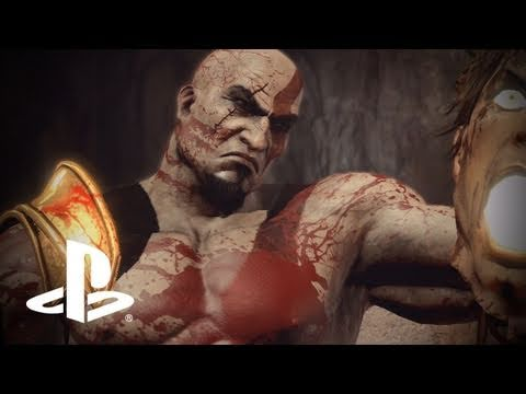 Kratos vs Mortal Kombat: Gameplay Footage and Dev Secrets