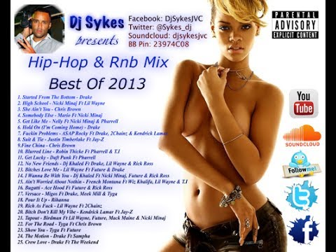 Dj Sykes - Hip Hop & Rnb Mix 2013 video
