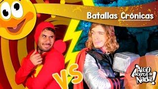 download lagu Chapulín Colorado Vs Thor - Batallas Crónicas Ft Werevertumorro gratis
