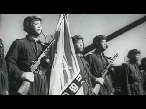Гражданская Оборона, Егор Летов - Песня про китайского народного добровольца