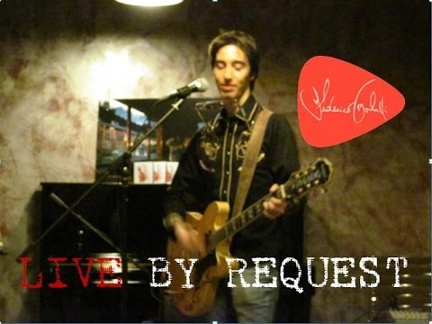 Federico Borluzzi LIVE BY REQUEST: extras from the concert at Vinerita