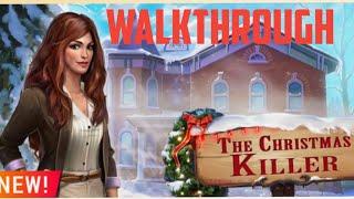 ADVENTURE ESCAPE: Xmas Killer FULL Game Walkthrough