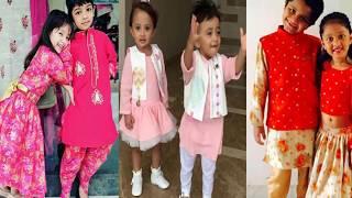 Kids Brother Sister Dress For Raksha Bandhan 2018   kids dress design boy   kids dress design girl