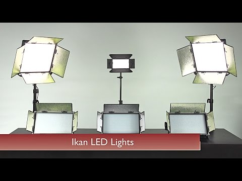 Hands-On Review: Ikan LED Lights