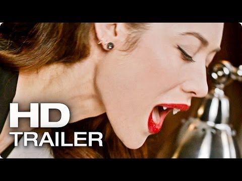 VAMPIRE ACADEMY Extended Trailer #2 Deutsch German | 2014 Official [HD]