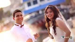 Miray&Ahmet wedding story 2o14