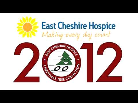 East Cheshire Hospice tree recycling appeal