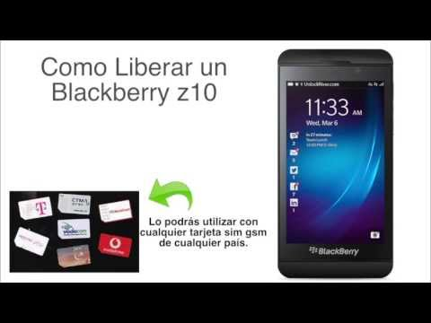Como Liberar Blackberry Z10