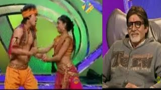 Lux Dance India Dance Season 2 Jan. 29 '10 Kunwar & Kruti