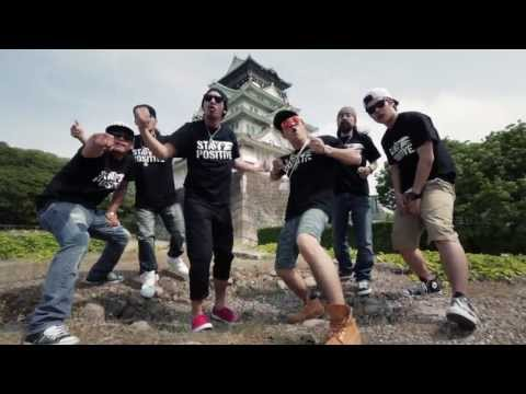 STAY POSITIVE(NANIWA) SUPER CRISS,APOLLO,NG HEAD&ラガラボMUSIQ