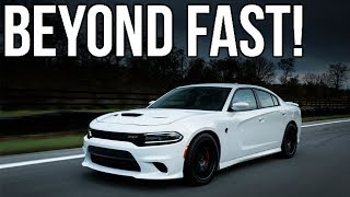 Charger Hellcat Review! From A Tall Guys Perspective..