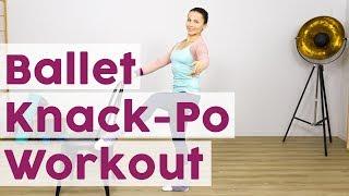 Ballet-Workout: Wer will einen Knack-Po und eine bessere Haltung?