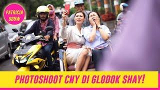 PHOTOSHOOT CHINESE NEW YEAR DI GLODOK SHAYY!