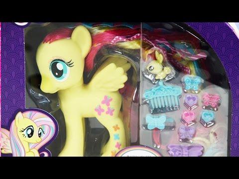 Styling Strands Fashion Pony Fluttershy / Modny Kucyk Fluttershy - My Little Pony - A5933