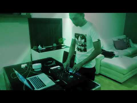 DJ Thanet spin EDM March2018