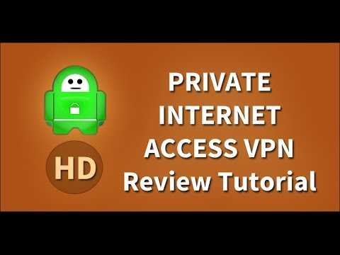 Private Internet Access VPN Review Tutorial - by TheBestVPNGuide.com