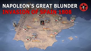 Napoleon's Great Blunder: Spain 1808