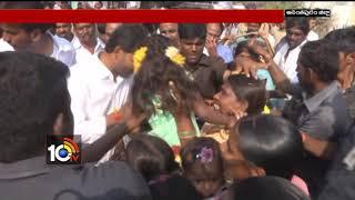 YS Jagan Praja Sankalpa Yatra - 36th Day - Ananthapur  - netivaarthalu.com