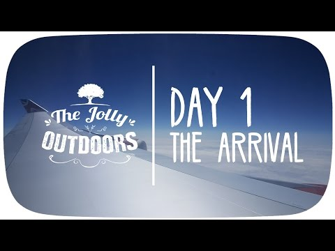 Day 1 - The Arrival - Orlando Florida 2016 holiday vlog Video