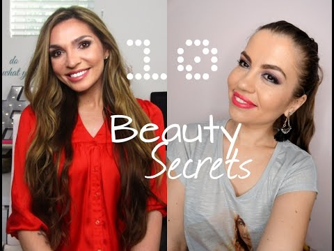 10 Beauty Secrets You Don't Hear Every Day - collab w/ Mademoiselle Lorraine