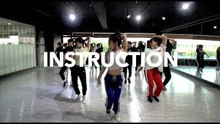 MIND DANCE (마인드댄스) 펑키째즈(Funky Jazz) 6:30 Class | Jax Jones - Instruction | 조윤아 T