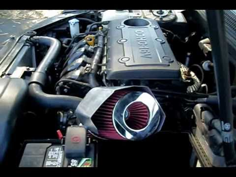 2009 Hyundai Sonata Intake Sound Comparison Stock Sound