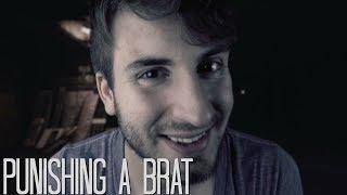 ASMR | Punishing a brat