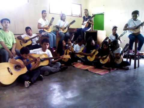 Pista Sa Nayon By San Isidro National High School Rondalla (practice) video