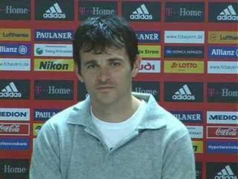 Sagnol's Interview