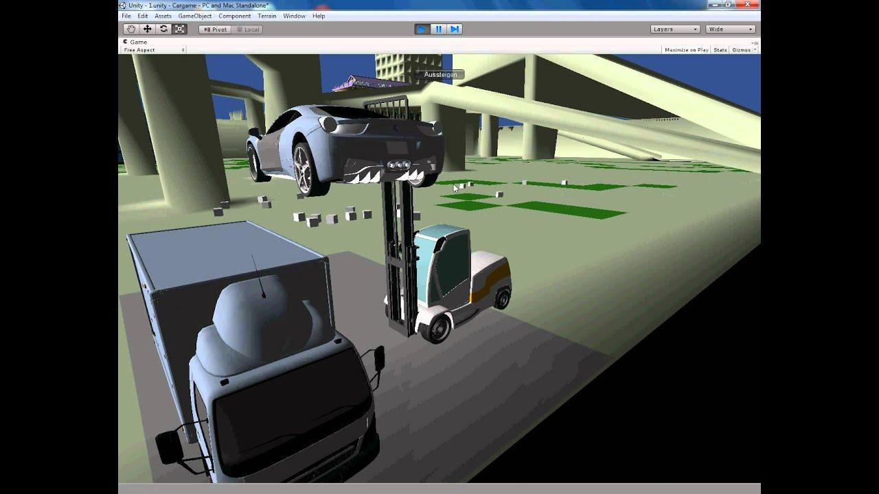 D Unity Car Games Free Roam Online
