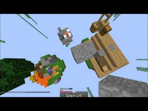 Minecraft Skywars Solo Un Toque!