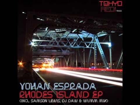 [TR060] Yohan Esprada - Rhodes Island (Samson Lewis London Underground Mix)