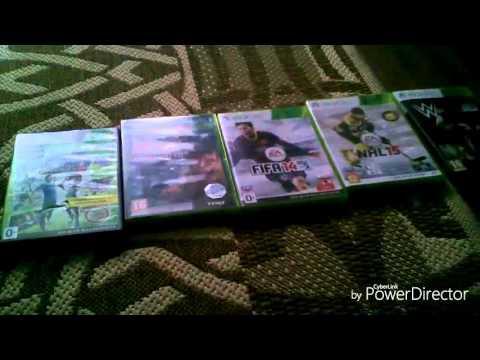 Топ 5 спортивных игр на XBOX360.
