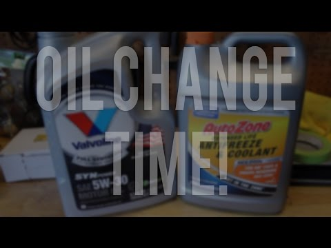 How To Change Your Engine Oil & Filter In A 2008 Saturn Outlook 3.6L