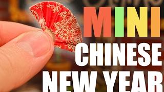 MINI CHINESE NEW YEAR!