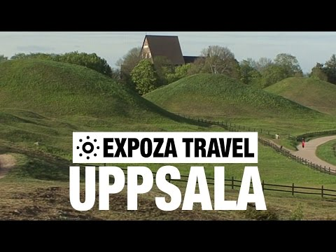 Uppsala (Sweden) Vacation Travel Video Guide