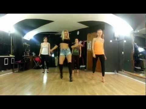 High Heels связка/Madonna - Girl gone wild