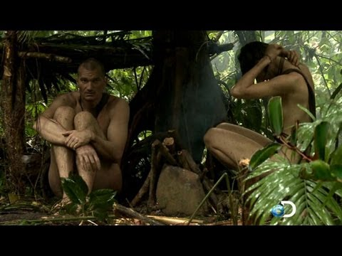 'naked And Afraid' Reality Tv Show Pitts Contestants Against Elements video
