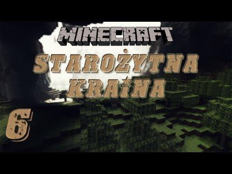 Minecraft: Starożytna Kraina #6 Przygotowania magazynku + Pralka