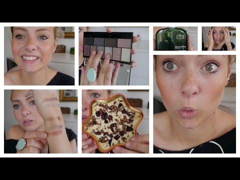 TAG: make-up confidential + VERLOSUNG (produktplatzierung)