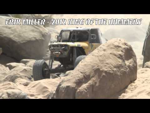 Erik Miller Named 2012 King of the Hammers
